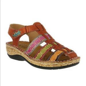 LArtiste lane sandal